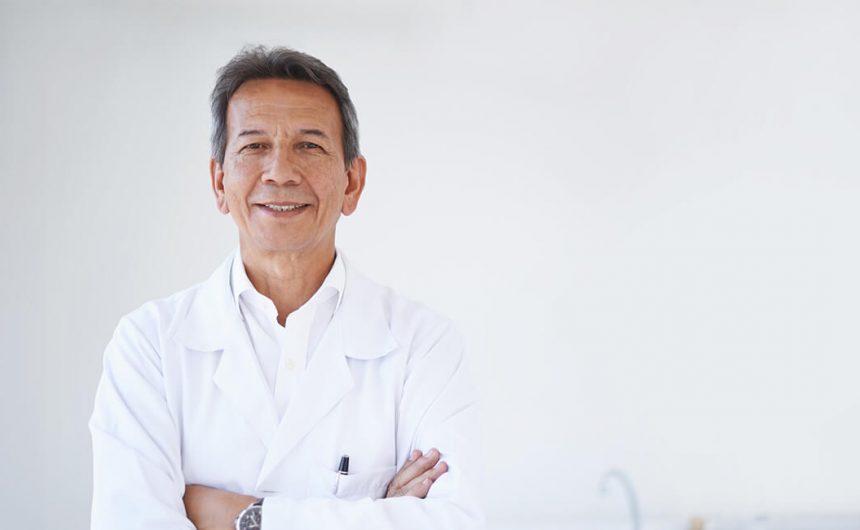Dr. Luke Slater